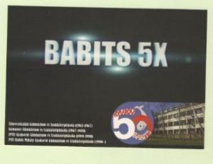 5X Babits