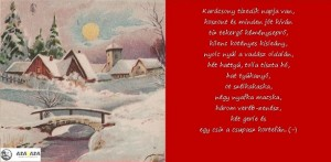 Karácsonyi vers #10