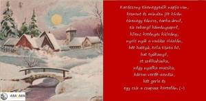 Karácsonyi vers #11