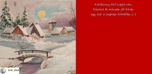 Karácsonyi vers #1