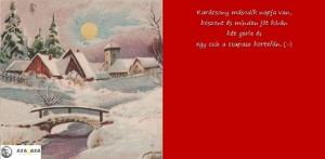 Karácsonyi vers #2