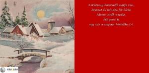 Karácsonyi vers #3