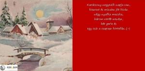 Karácsonyi vers #4