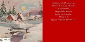 Karácsonyi vers #5