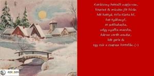 Karácsonyi vers #7