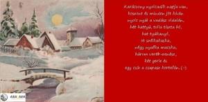 Karácsonyi vers #8