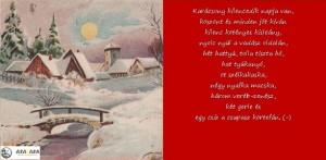 Karácsonyi vers #9