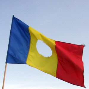 Romain flag