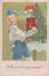 Retro karácsony