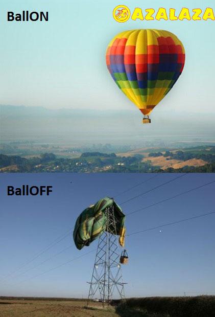 BallON-OFF
