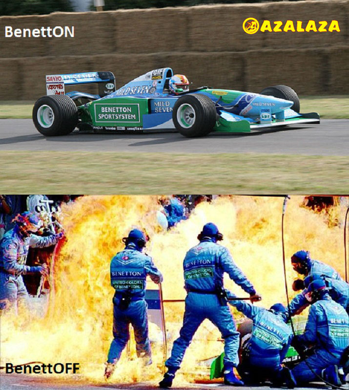 BenettON-OFF