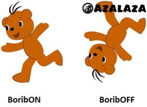 BoribON-OFF