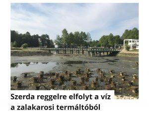 Termáltó Zalakaroson